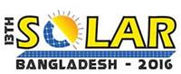 13th Solar Bangladesh 2016 International Expo