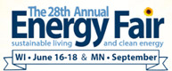The 28th Annual Energy Fair