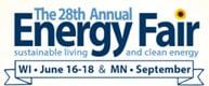 The 28th Annual Energy Fair