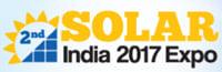 2nd Solar India 2017 Expo