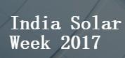India Solar Week 2017