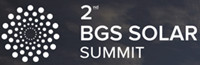 2nd BGS Solar Summit