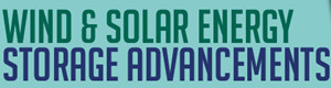 Wind & Solar Energy Storage Advancements Forum