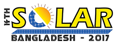 14th Solar Bangladesh 2017 International Expo
