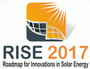 Roadmap for Innovations in Solar Energy 2017
