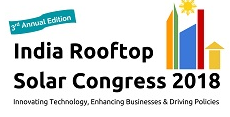 India Rooftop Solar Congress 2018