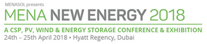 MENA New Energy 2018