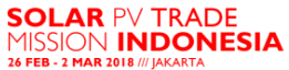 Solar PV Trade Mission Indonedia