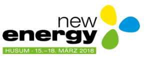 New Energy Husum 2018