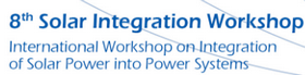 8th International Workshop on Integration of Solar Power into Power Systems