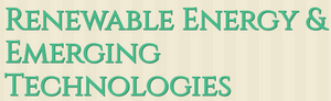 2nd Edition of Global Summit on Renewable Energy & Emerging Technologies