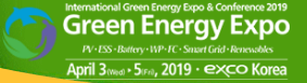 International Green Energy Expo & Conference 2019