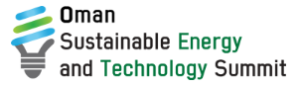 Oman Sustainable Energy and Technology Summit 2018