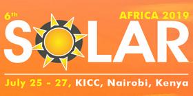6th Solar Africa 2019