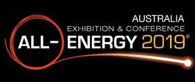 All-Energy Australia 2019