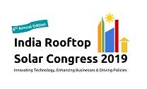 India Rooftop Solar Congress 2019