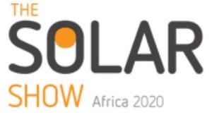 The Solar Show Africa 2020