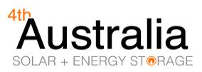 4th Australia Solar + Energy Storage 2019