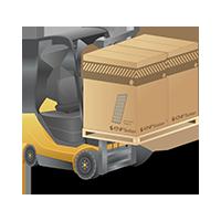 Logistique & d'entreposage