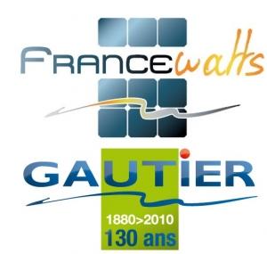 Gautier sas - Francewatts - Batisolar