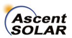 Ascent Solar Technologies Inc.