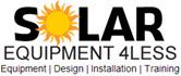 Solar Equipment 4 Less