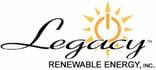 Legacy Renewable Energy, Inc.