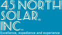 45 North Solar, Inc.