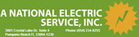 A National Electric Service Inc.