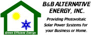 B & B Alternative Energy, Inc.