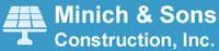 Minich & Sons Construction, Inc