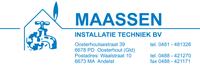 Maassen Installatietechniek.