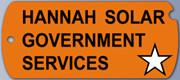 Hannah Solar Government Services, LLC.