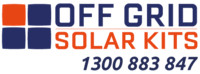 Off Grid Solar Kits
