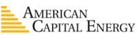 American Capital Energy