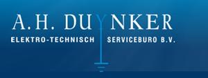 A.H. Duynker Elektro-Technisch Serviceburo BV