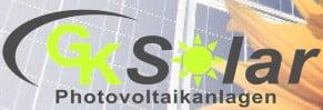 GK Solar Photovoltaikanlagen