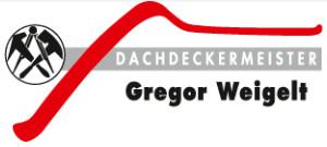 Dachdeckermeister Gregor Weigelt