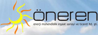 Öneren Enerji Mühendislik İnşaat Sanayi ve Ticaret Limited Şirketi