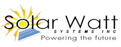 Solar Watt Systems Inc.