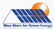 Blue Stars for Green Energy