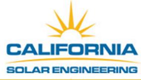 California Solar Engineering