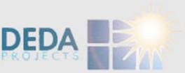DEDA Projects