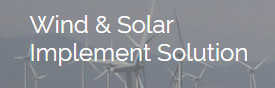 Wind & Solar Implement Solution