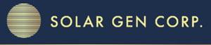 Solar Gen Corp