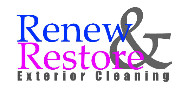 Renew & Restore Exterior Cleaning
