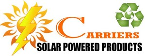 Carriers Solar Powered Products