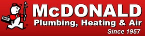 McDonald Plumbing, Heating and Air, Inc.