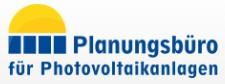 Planungsbüro für Photovoltaikanlagen GmbH