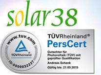 Solar38 Photovoltaik-Technik